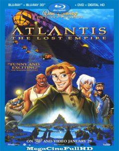Atlantis: El Imperio Perdido (2001) Full 1080P Latino ()