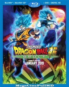 Dragon Ball Super: Broly (2018) Full 1080P Latino - 2018