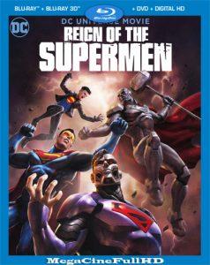 El Reino De Los Supermanes (2019) HD 1080p Latino - 2019