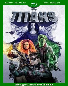 Titanes Temporada 1 (2018) HD 1080P Latino - 2018