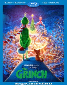 El Grinch (2018) Full 1080P Latino ()