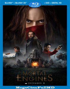Máquinas Mortales (2018) Full 1080P Latino - 2018