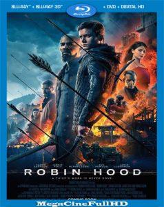 Robin Hood: Orígenes (2018) Full 1080P Latino - 2018