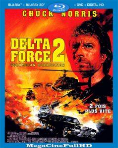 Delta Force 2 (1990) Full 1080P Latino - 1990