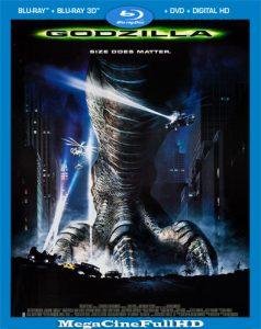 Godzilla (1998) HD 1080p Latino ()
