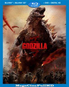 Godzilla (2014) Full 1080P Latino ()