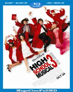 High School Musical 3 (2008) EXTENDED Full 1080P Latino ()