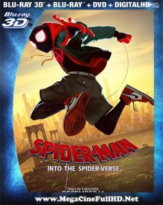 Spider-Man: Un Nuevo Universo (2018) Full 3D SBS Latino ()