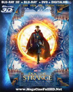 Doctor Strange: Hechicero Supremo (2016) Full 3D SBS Latino ()