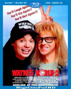 El Mundo Según Wayne 2 (1993) Full 1080P Latino ()