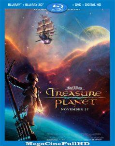 El Planeta Del Tesoro (2002) Full 1080P Latino - 2002