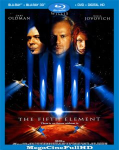 El Quinto Elemento (1997) Full 1080P Latino - 1997