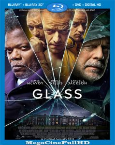 Glass (2019) Full 1080P Latino - 2019