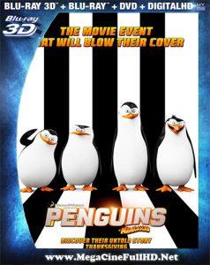 Los Pingüinos De Madagascar (2014) Full 3D SBS Latino ()