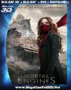 Máquinas Mortales (2018) Full 3D SBS Latino ()