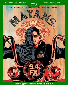 Mayans M.C. Temporada 1 HD 1080p Latino ()