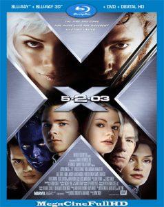 X-Men 2 (2003) Full 1080P Latino - 2003