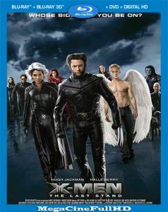 X-Men: La Batalla Final (2006) Full 1080p Latino ()