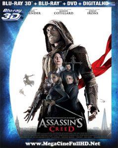 Assassin's Creed (2016) 3D SBS Latino ()