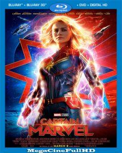 Capitana Marvel (2019) Full 1080P Latino - 2019