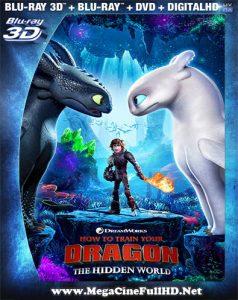 Como Entrenar A Tu Dragón 3 (2019) Full 3D SBS Latino ()