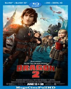 Como Entrenar A Tu Dragon 2 (2014) Full 1080P Latino - 2014
