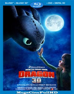 Como Entrenar A Tu Dragon (2010) Full 1080P Latino ()