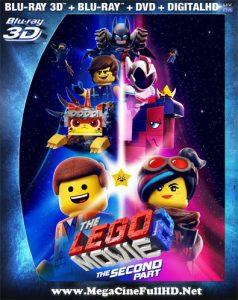 La Gran Aventura Lego 2 (2019) Full 3D SBS Latino ()
