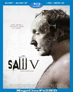 Saw V (2008) UNRATED Full 1080P Latino - 2008
