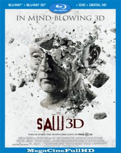 Saw VII (2010) UNRATED BRRIP Full 1080P Latino - 2010