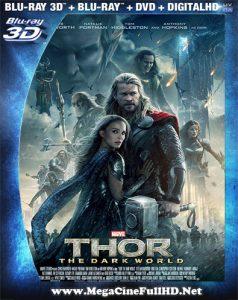 Thor: Un Mundo Oscuro (2013) Full 3D SBS Latino ()