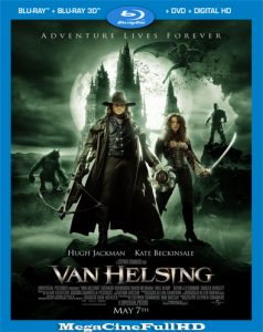 Van Helsing (2004) Full 1080P Latino ()