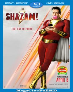 Shazam! (2019) Full 1080P Latino ()