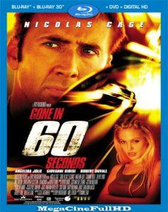 60 Segundos (2000) Full 1080P Latino ()