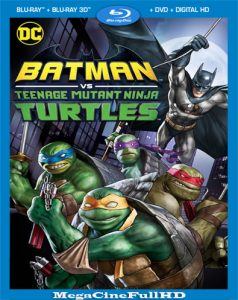 Batman vs. Las Tortugas Ninja (2019) Full 1080P Latino - 2019