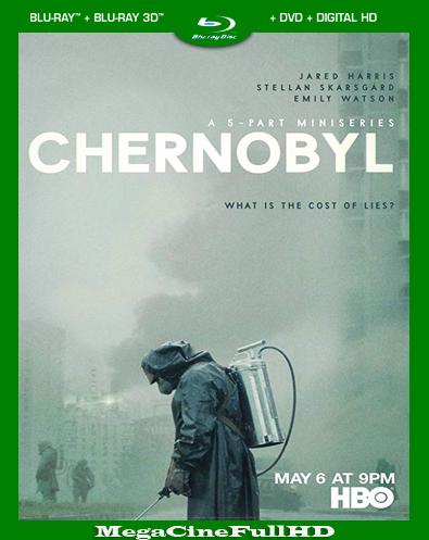 Chernobyl Temporada 1 (2019) HD 1080P Latino 1080P Latino
