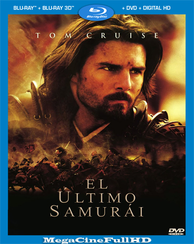 El Ultimo Samurái Full 1080P Latino