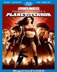 Planeta Terror (2007) HD 1080P Latino ()