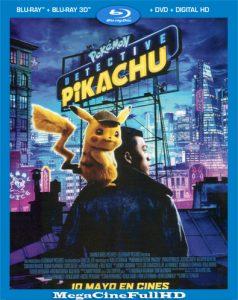 Pokémon: Detective Pikachu (2019) HDRIP 1080P Latino - 2019