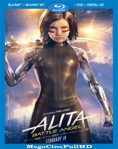 Alita: Angel De Combate (2019) Full 1080P Latino ()