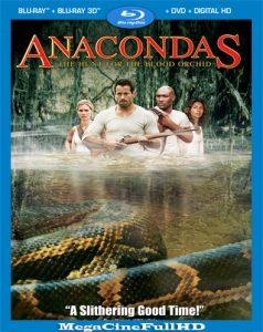 Anaconda 2: En Busca De La Orquídea Sangrienta (2004) Full 1080P Latino ()