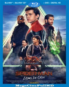 Spider-Man: Lejos De Casa (2019) Full 1080P Latino ()