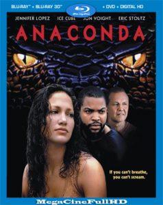 Anaconda (1997) HD 1080P Latino Dual - 1997