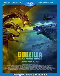 Godzilla II: El Rey De Los Monstruos (2019) Full 1080P Latino ()