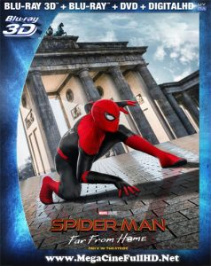 Spider-Man: Lejos De Casa (2019) Full 3D SBS Latino ()