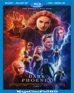 X-Men: Dark Phoenix (2019) Full 1080P Latino ()