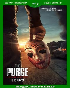 The Purge (2019) Temporada 2 HD 1080P Latino ()