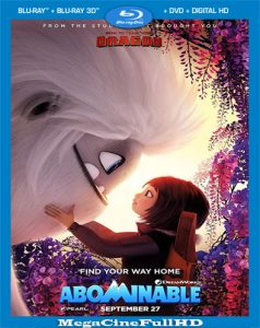 Un Amigo Abominable (2019) Full 1080P Latino - 2019