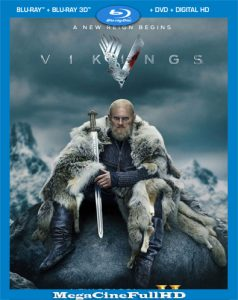 Vikings (2019) Temporada 6 HD 1080P Latino ()