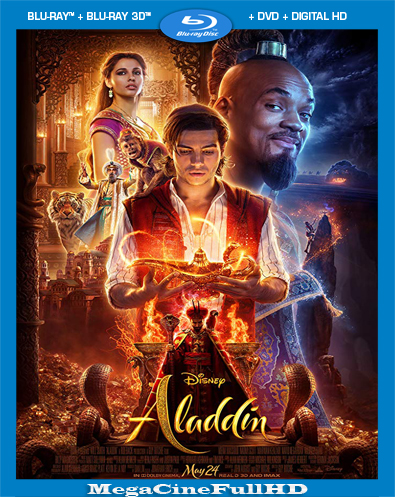 Aladdin Full 1080P Latino